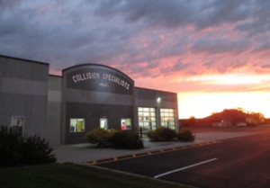 collision specialists location